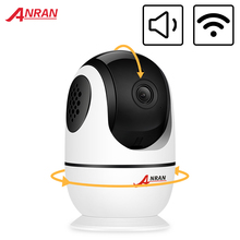 ANRAN 1080P IP Camera Wireless Home Security Camera Two way Audio Surveillance Camera Wifi Night Vision CCTV Camera APP remote