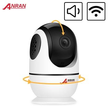 ANRAN 1080P IP Camera Wireless Home Security Camera Two-way Audio Surveillance Camera Wifi Night Vision CCTV Camera APP remote