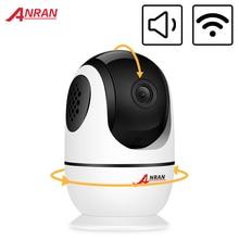 ANRAN cámara IP inalámbrica de seguridad para el hogar, dispositivo de vigilancia de Audio bidireccional, Wifi, visión nocturna, aplicación remota