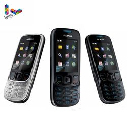 Перейти на Алиэкспресс и купить nokia 6303 classic 6303c fm gsm mobile phone support russian keyboard original unlocked cell phone free shipping