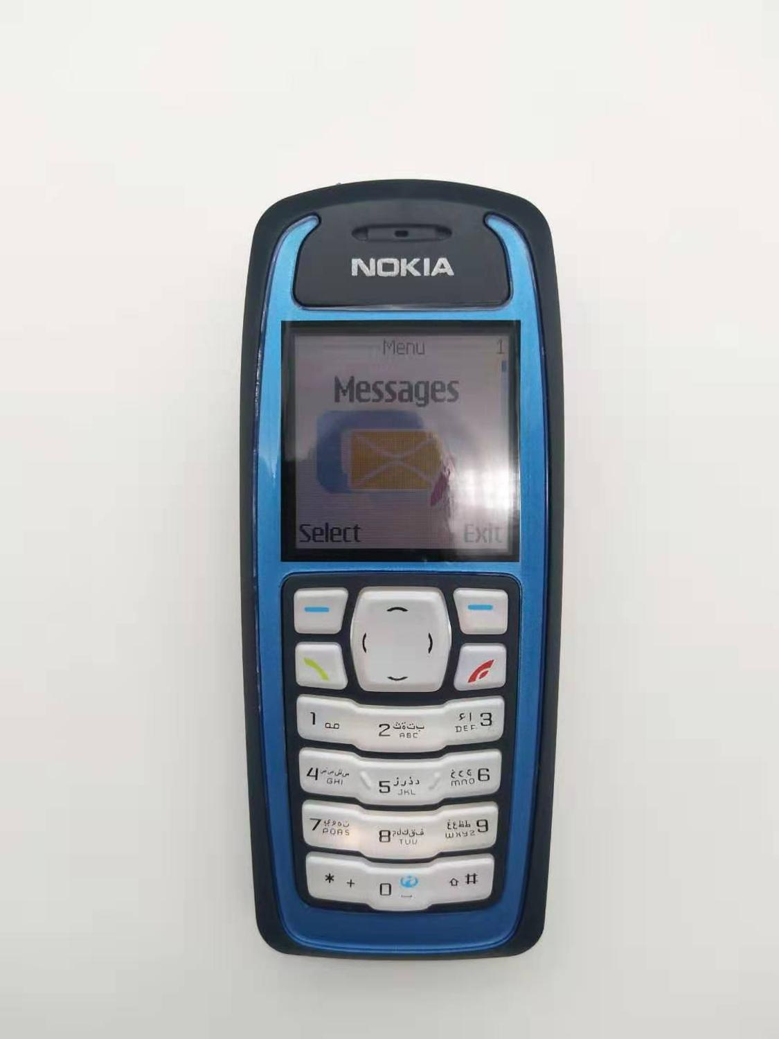 Original Unlocked Nokia 3100 GSM Bar 850 MAh Support Russian& Arabic Keybaord Cheap And Old Cellphone Free Shipping