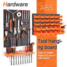 Hardware-Tool Shelf Storage-Rack Organiser Garage Workshop Screw-Wrench Classification-Component