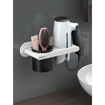 LEDFRE wall hair dryer rack  bathroom hair dryer storage rack free of punch wall-mounted hair dryer rack for bathroom ledfre wall hair dryer rack bathroom hair dryer storage rack free of punch wall mounted hair dryer rack for bathroom