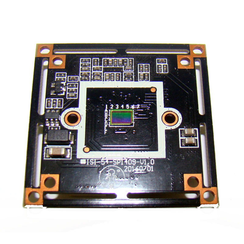 AHD1409 Camera Module Wide-angle On Board Camera Android Big Screen Organ Equipped High-definition Reversing She Xiang Ban