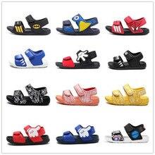 Summer Baby Boy Non-slip Beach Shoes Girl Open Children's Sa