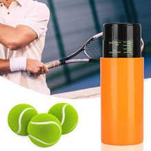 Caixa de recipiente de bola de tênis pressão manutenção reparação armazenamento pode frasco recipiente caixa de armazenamento acessórios esportivos