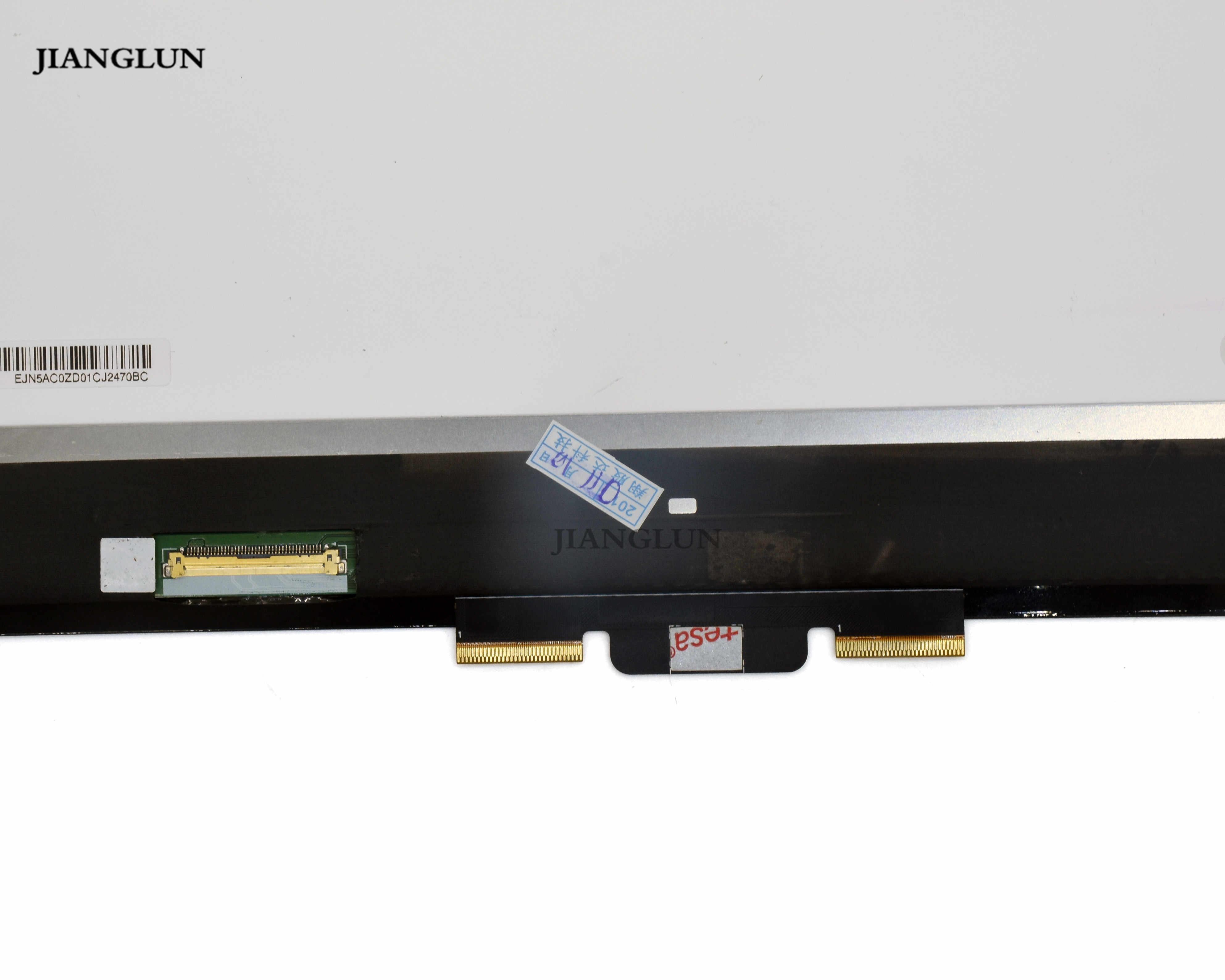 جيانغ لون ل HP 13-4007na LP133QH1 SPA1 شاشة LCD الجمعية دون إطار دون لوحة اللمس