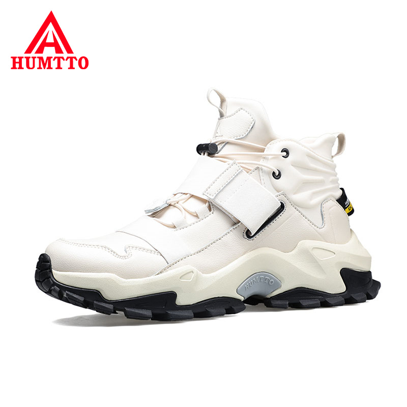 Light Breathable Outdoor Casual Shoes Men Soft Non-slip Cushioning Man Sneakers Fashion Elastic Band Mens Shoes