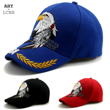 Hat Caps Baseball-Cap Spring Embroidered Fashion Women Adjustable for Dad Eagle Dope-Hats
