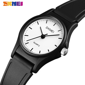 SKMEI NEW Kids Sports Watches Plastic Case Boys Girls Children Smart Watch Outdoor Waterproof PU Starp Quartz Wristwatch reloj