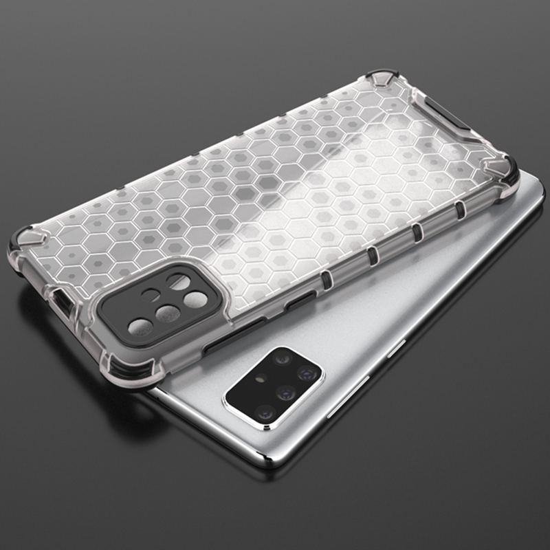 Dual Layer Hybrid TPU PC Armor Case For Samsung Galaxy S20 S20+ S20 Ultra S10 Note 20 10+ S10e A71 A51 A41 A91 A81 A10s A20s