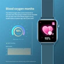 Смарт часы с сенсорным tft экраном для мужчин пульсометр 20