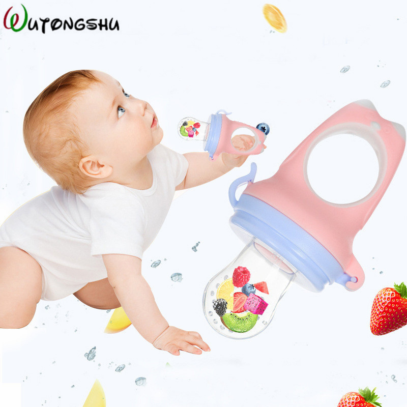Baby Food Fresh Food Fruit Vegetable Mills Dispenser Baby Pacifier Nipple Baby Food Masher Care Safety Tool Food Scissors