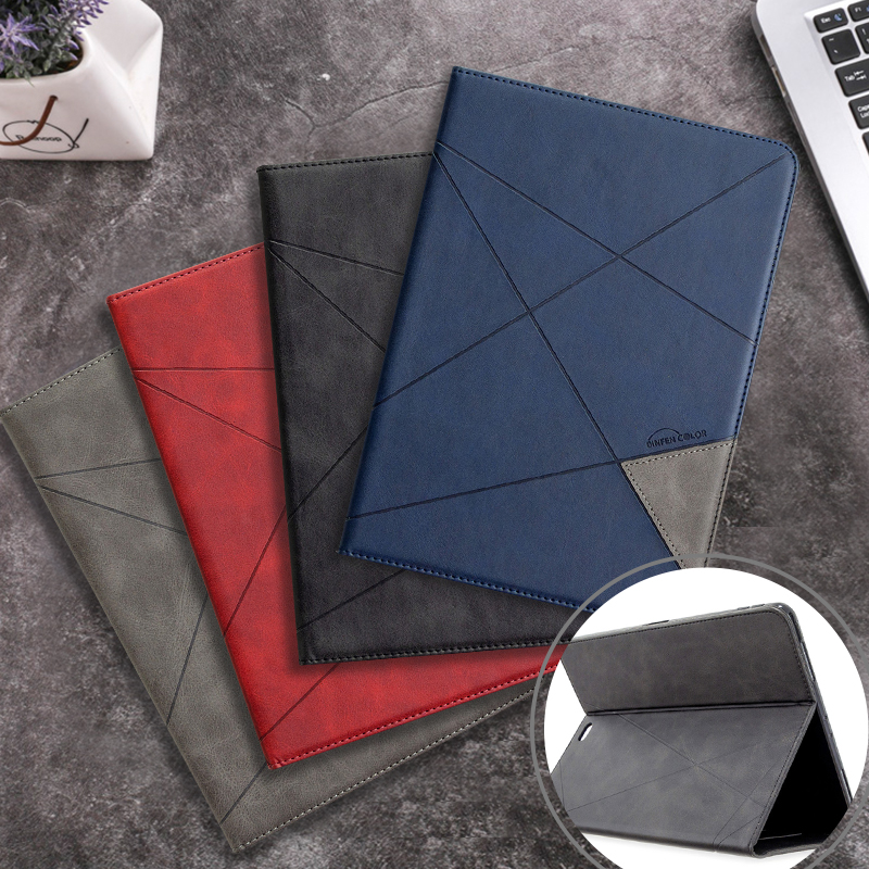 Leather Case For Samsung Galaxy Tab A 10 1 2019 T510 T515 Flip Magnet Protective Capa Cover For Samsung Galaxy Tab A 2019 Case