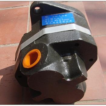 цена на Shanxi Yuci hydraulic single-stage gear oil pump horizontal cast iron cb-f hydraulic gear pump