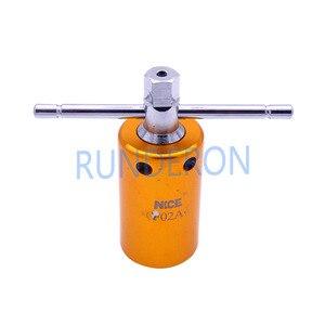 Image 1 - Устройство для измерения топлива F02A, клапан SCV, разборка, ремонт, Common Rail, инструмент для насоса BOSCH 818
