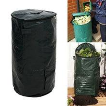 2-Размеры органических отходов сумка Кухня шланг для полива огорода, двора, мешок для компоста Экологичная сумка для хранения на кухне отходов органических мешок для компоста