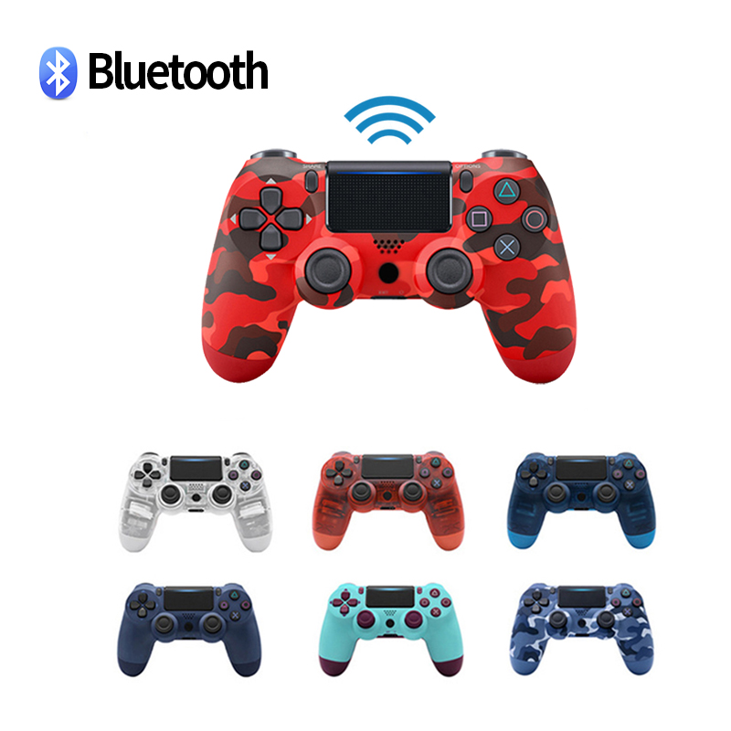Wireless Bluetooth Joystick For Sony Ps4 Gamepads Controller Fit For Ps4 Console For Playstation Dualshock 4 Gamepad Control Ps3 Gamepads Aliexpress
