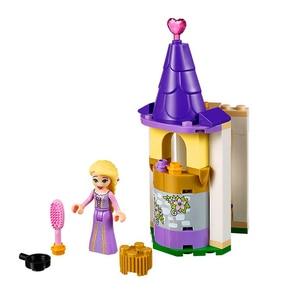 LARI 11173 49Pcs Friends Girl Princess The Rapunzel Petite Tower Building Block Toys Gift For Children Construction 41163