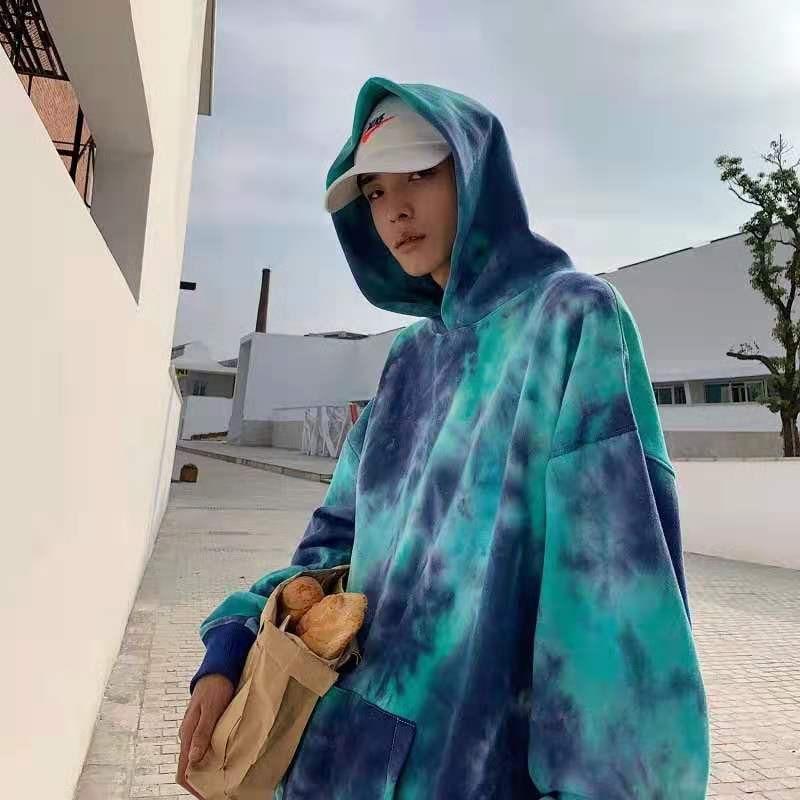 Hip Hop Hoodies Men Women Casual Hooded Hoodies Streetwear High Street Harajuku Sweatshirt Male Cool Autumn Korean Coats Male