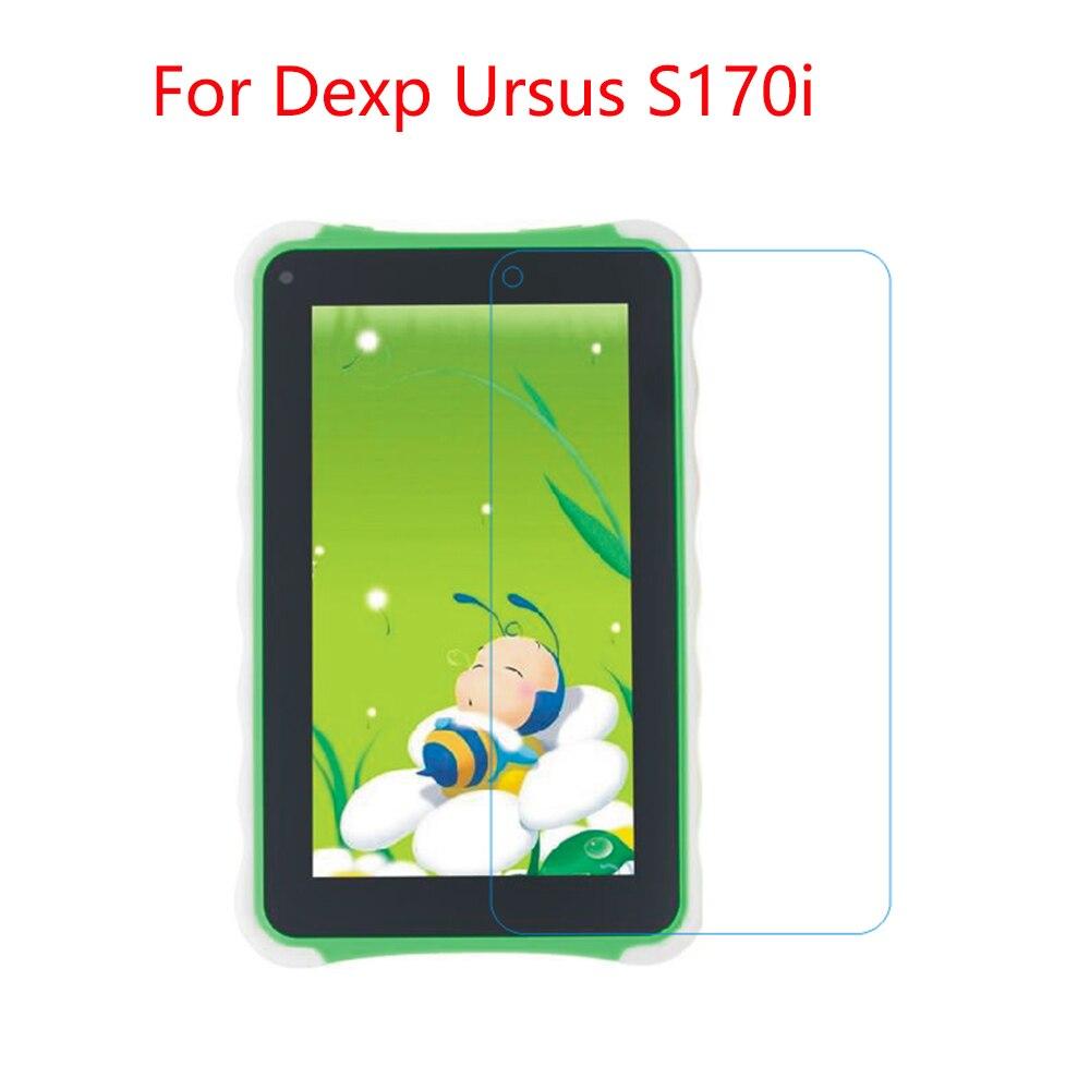 For DEXP Dexp Ursus S170i  Anti-fall Impact Resistance, Nano TPU Screen Protection Film