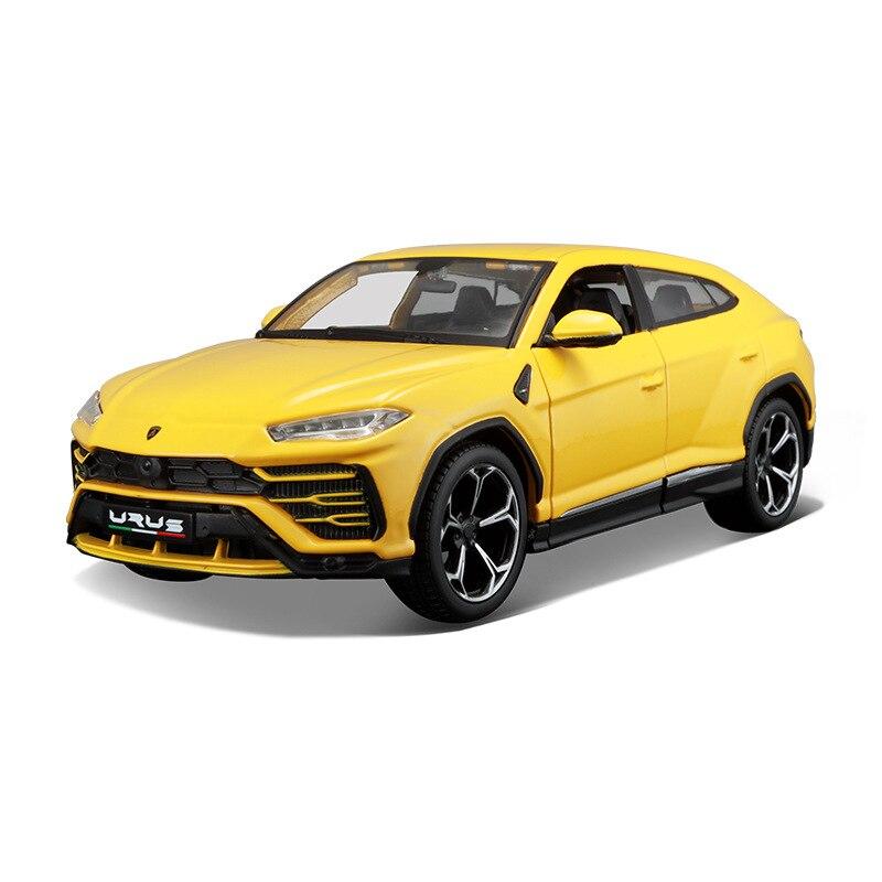 Maisto 1: 24 Lamborghini Urus Bison Off-road SUV Alloy Sports Car Model Toy Collection Gift