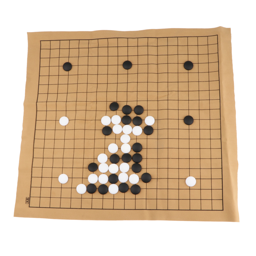 Chinese Go Chess,Children Chess Puzzle Game Playset,Home Leisure and Entertainment