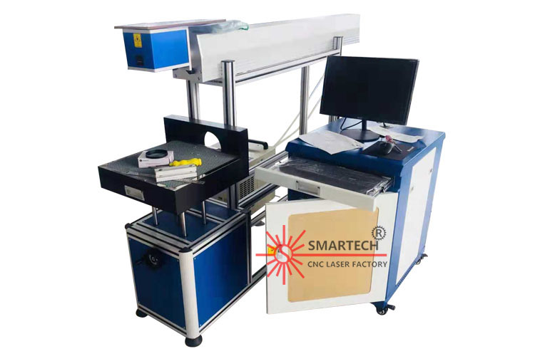 galvo co2 laser marking machine