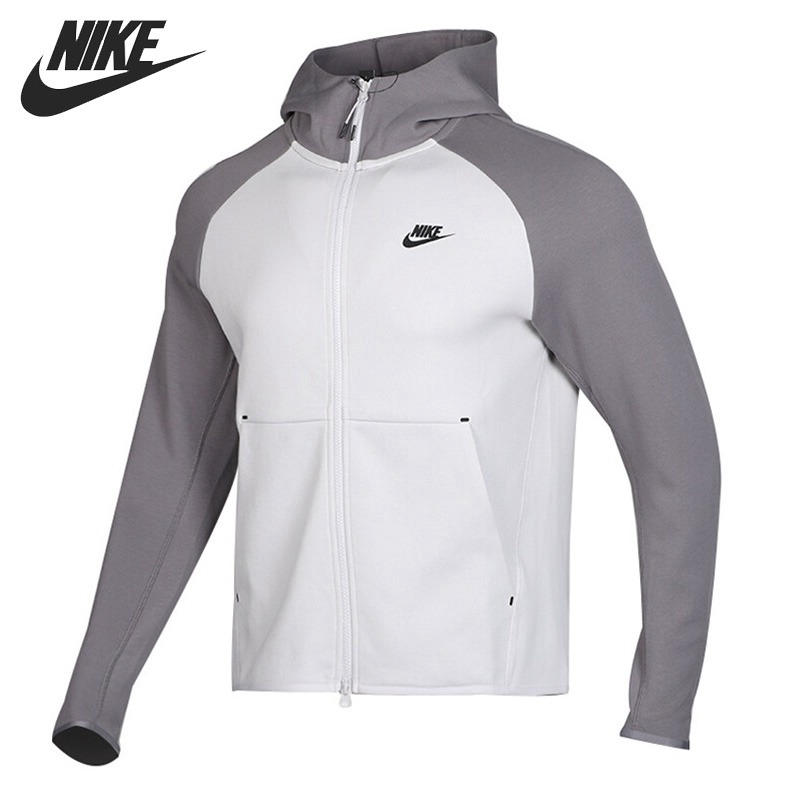 Original New Arrival NIKE NSW TCH FLC HOODIE Men's Jacket Hooded Sportswear 928484