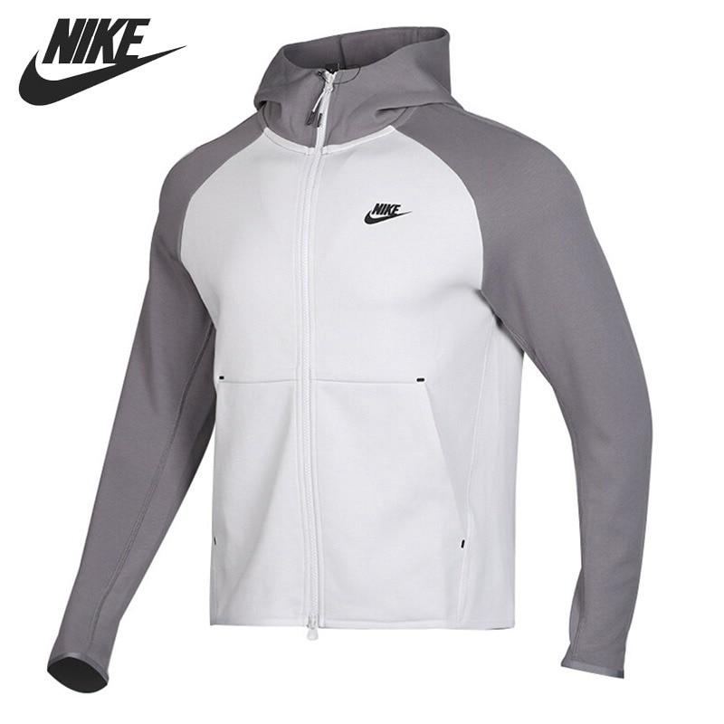 Original New Arrival NIKE NSW TCH FLC HOODIE Men's Jacket Hooded Sportswear 928484