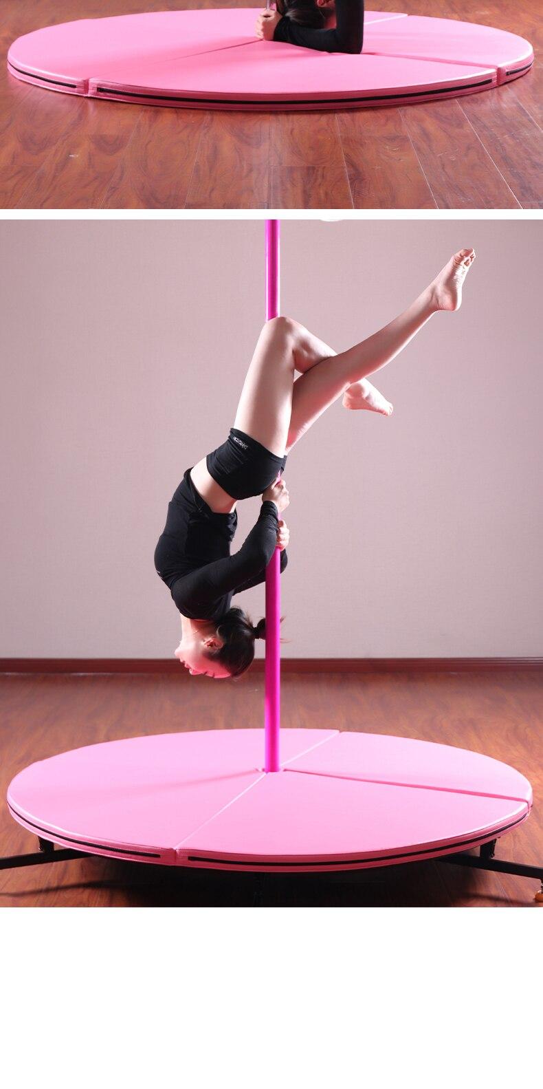 Esteiras de Ioga Ginásio Indoor Equimpment Fitness
