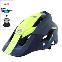 Bicycle Helmet with Light In-mold MTB Road Bike Cycling Helmet for Men Women Ultralight Helmet Sport Safety Equipment
