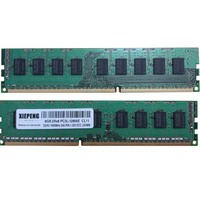 Для hp ProLiant ML10 v2 ML310e Gen8 v3 DL320e Gen8 Оперативная память 8 ГБ 2Rx8 PC3L-12800 1600 МГц ECC Unbuffered Оперативная память 4G PC3 10600E DDR3 1333 МГц