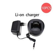 10X Battery Charger for Yaesu/Vertex Standard Radios EVX-531 EVX-534 EVX-539 VX-450 VX-459 Two Way Radio