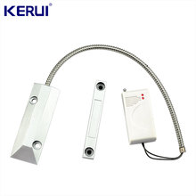 Wireless Roller Shutter Rolling Door Sensor Garage Gates Magnetic Door Window Detector 433MHz For Home Alarm System Security