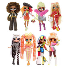 L.O.L. Surprise! O.M.G. Swag Neonlicious Lady Diva Royal Bee Fashion OMG LOL Doll with 20 Surprises