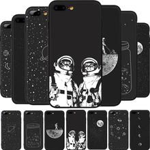 Ultra Slim Painted Space Moon Matte Soft TPU Phone Case for Samsung Galaxy J7 S6 S7 S7Edge S8 S8 Plus S9 S10 S10e Note 8 Note 9 cheap gear vr 5 0 3d vr glasses helmet built in gyro sens for samsung galaxy s9 s9plus s8 s8 note5 note 7 s6 s7 s7edge