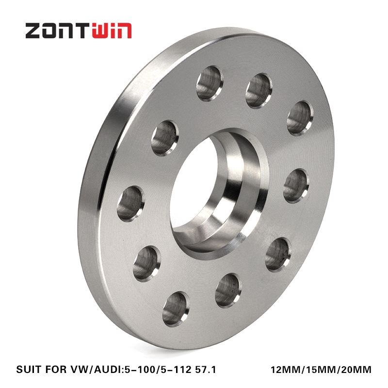 bolts 5x100 to 5x112 wheel adapters 1 pair 20mm