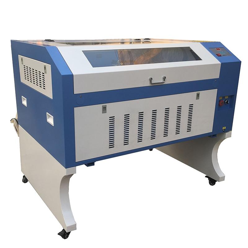 6090 Laser Acrylic Craft Cutter Engraver 9060 600*900mm 60w Acrylic Lazer Cutting Machine Price