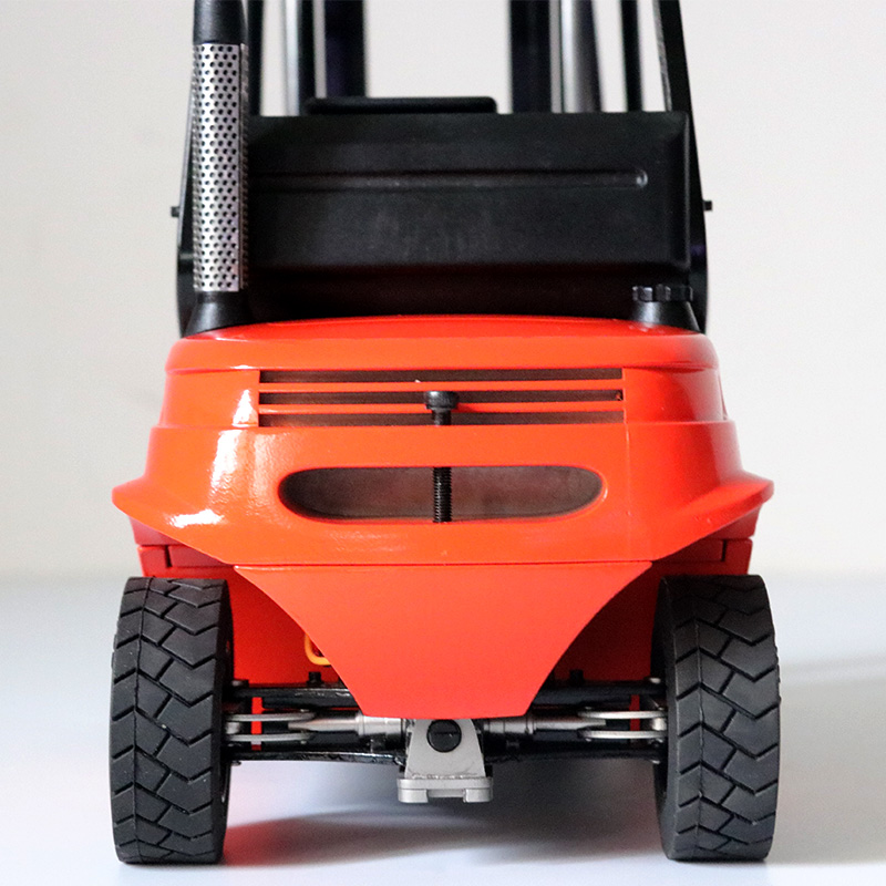 1/14 RC Hydraulic Forklift Set With Remote 15