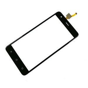 Image 2 - 5.5 glass glass vidro da tela de toque do telefone móvel para bq BQ 5521 strike power max touch screen painel digitador vidro sensor bq5521 bq 5521