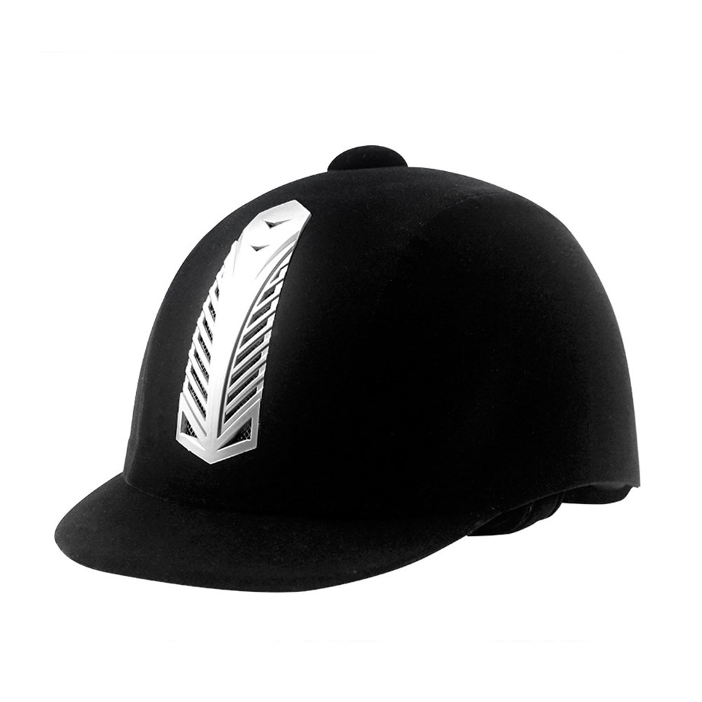 Women Men Adult Professional Breathable Half Cover Equestrian Helmet Safety Horse Riding Sports Cap Ultralight Guard Anti Impact