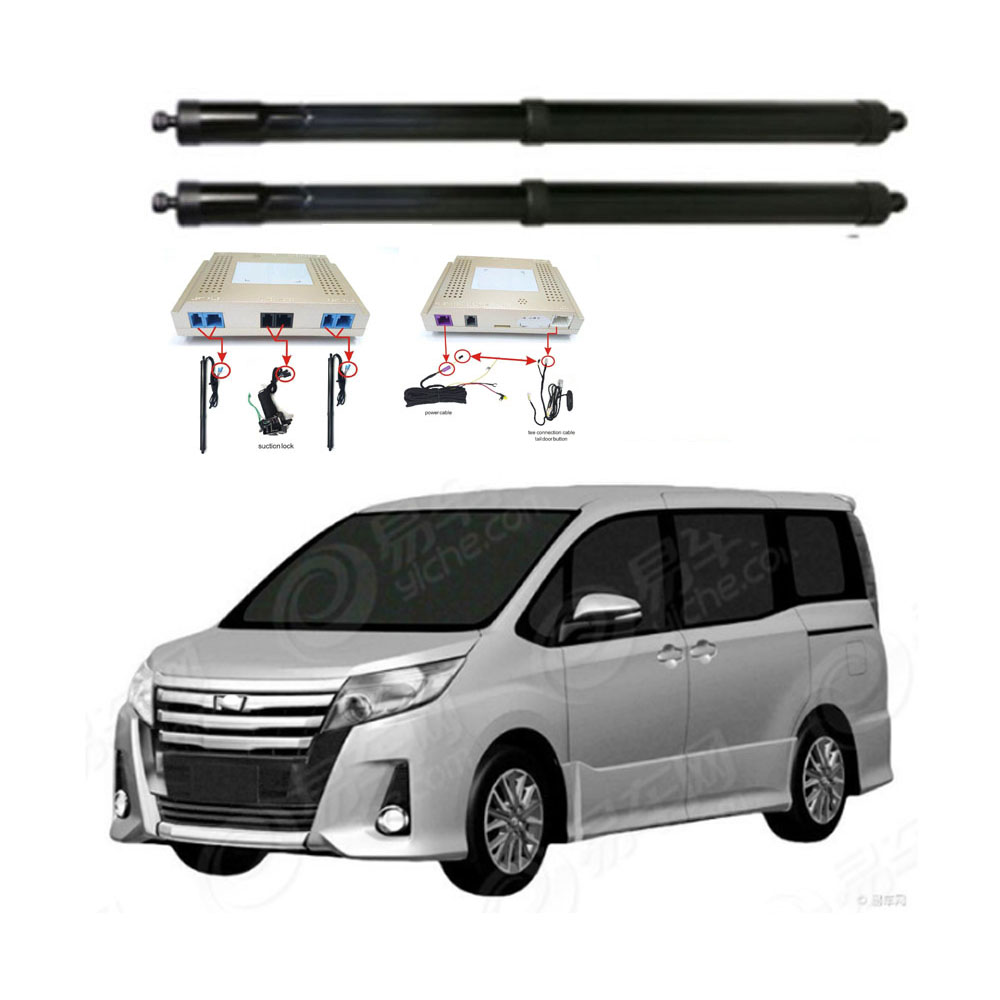 New Electric Tailgate Refitted For Toyota VOXY  NOAH 2014 - Tail Box Intelligent Electric Tail Door Power Tailgate Lift Lock