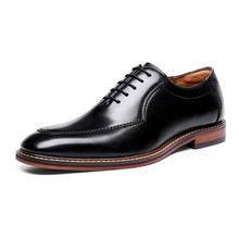 Desai Wholesale Male OEM Italian Genuine Leather Loafer Shoes For Party Dress 2019