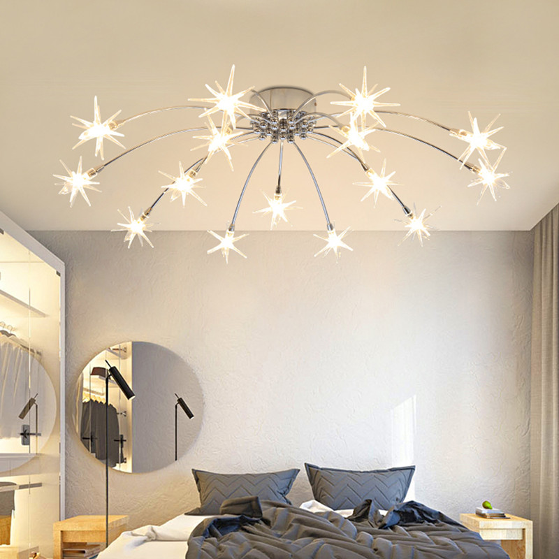 Romntic Ceiling Lights Kids Room