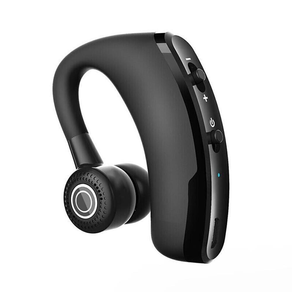 <font><b>V9</b></font> CSR Handsfree Wireless <font><b>Bluetooth</b></font> <font><b>Earphones</b></font> Headphones Noise Reduce Business Headset With Mic Sport Auriculares For xiaomi image