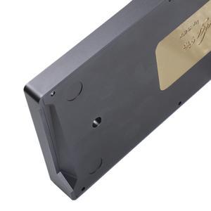 Image 5 - Комплект 2 Алюминий CNC верхней и нижней латунь Вес YMDK, которая проигрывает мелодии из 96 Hotswap Тип C печатная плата клавиатуры комплект