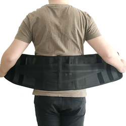 Adjustable Neoprene Lumbar Support Belt Pain Relief Lower Back Brace Support Belt Waist Protection Orthopedic Supports