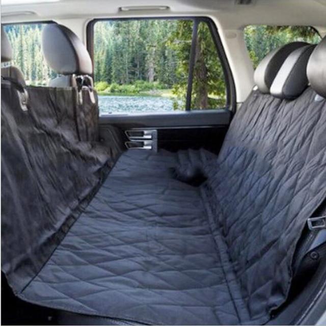 Waterproof Car Hammock Seat Cover Luxury Cushion Protector 2