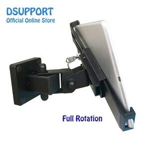 Image 1 - Neue Tablet ständer halter schreibtisch stand/wand montiert anti dieb für 7 13 inch vielzahl größe tabletten, universal tablet ständer mit schloss
